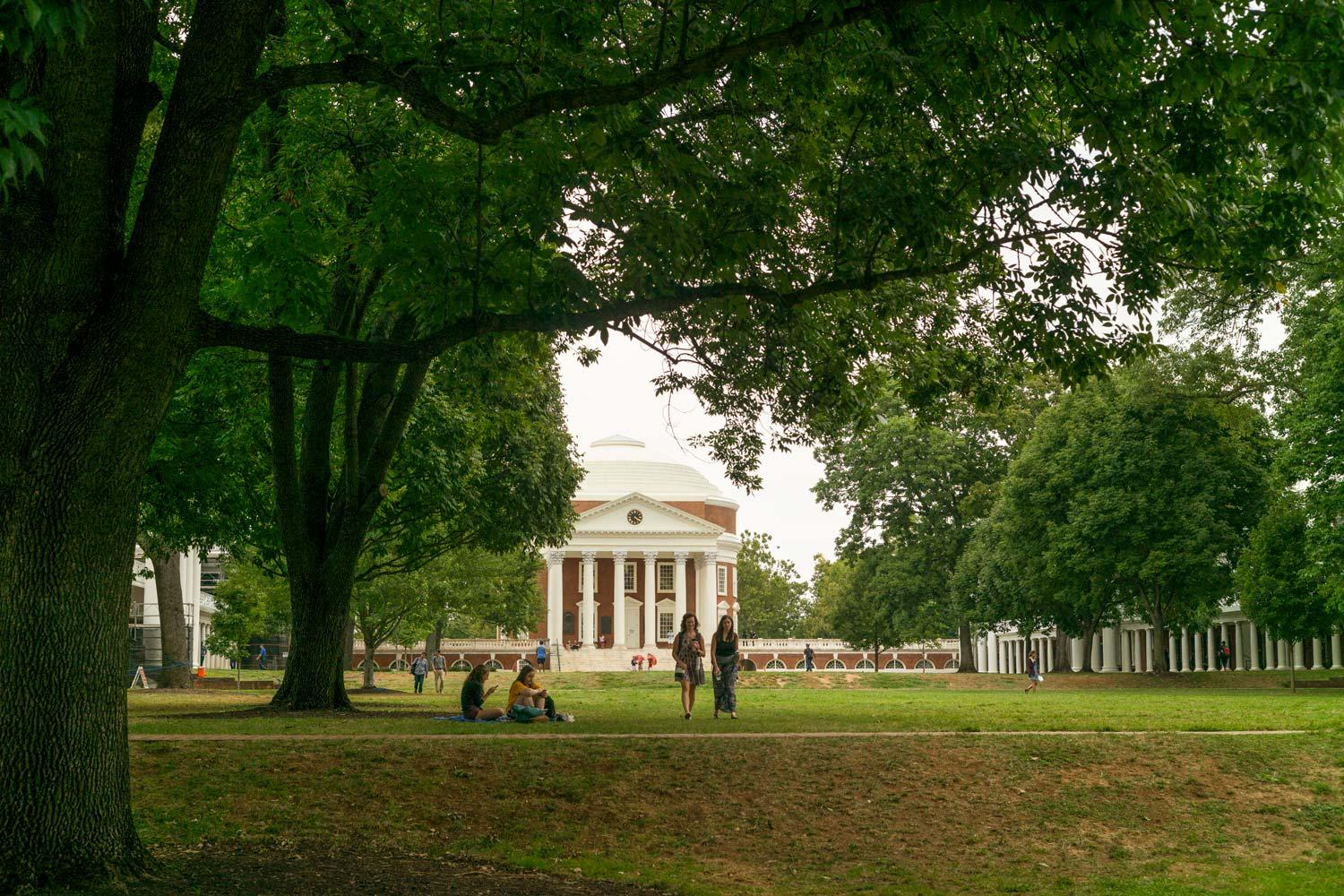 It's the Top 10 Again for UVA in New Money Magazine Ranking