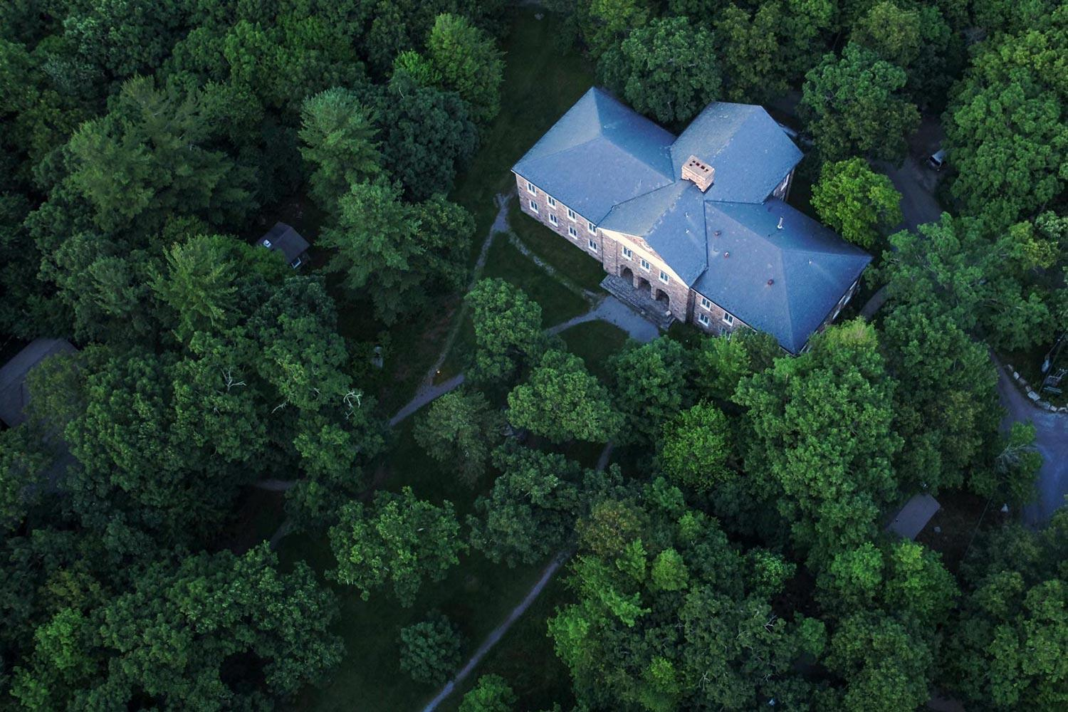 UVA's Mountain Lake Biological Station has helped launch countless careers in the sciences, including that of Scottish professor Amy Pedersen, who earned a Ph.D. from UVA.