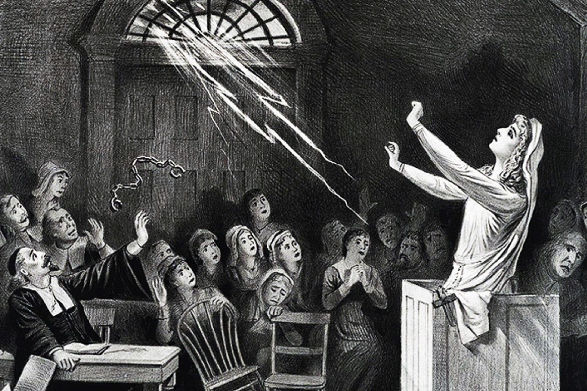 A study that included UVA religious studies professor Benjamin Ray and Chris Gist, a geographical information systems specialist in the Alderman Library Scholars' Lab, identified the execution site of alleged Salem witches.