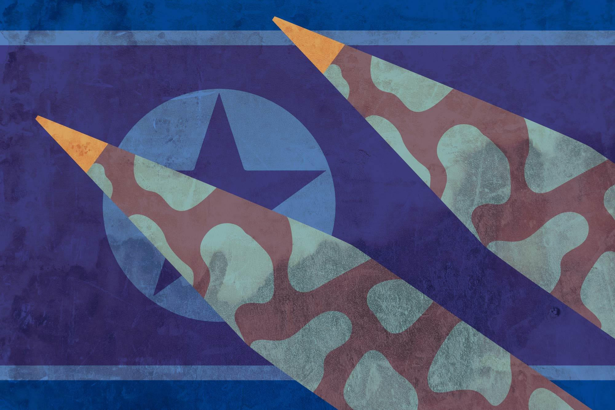 Missile graphic