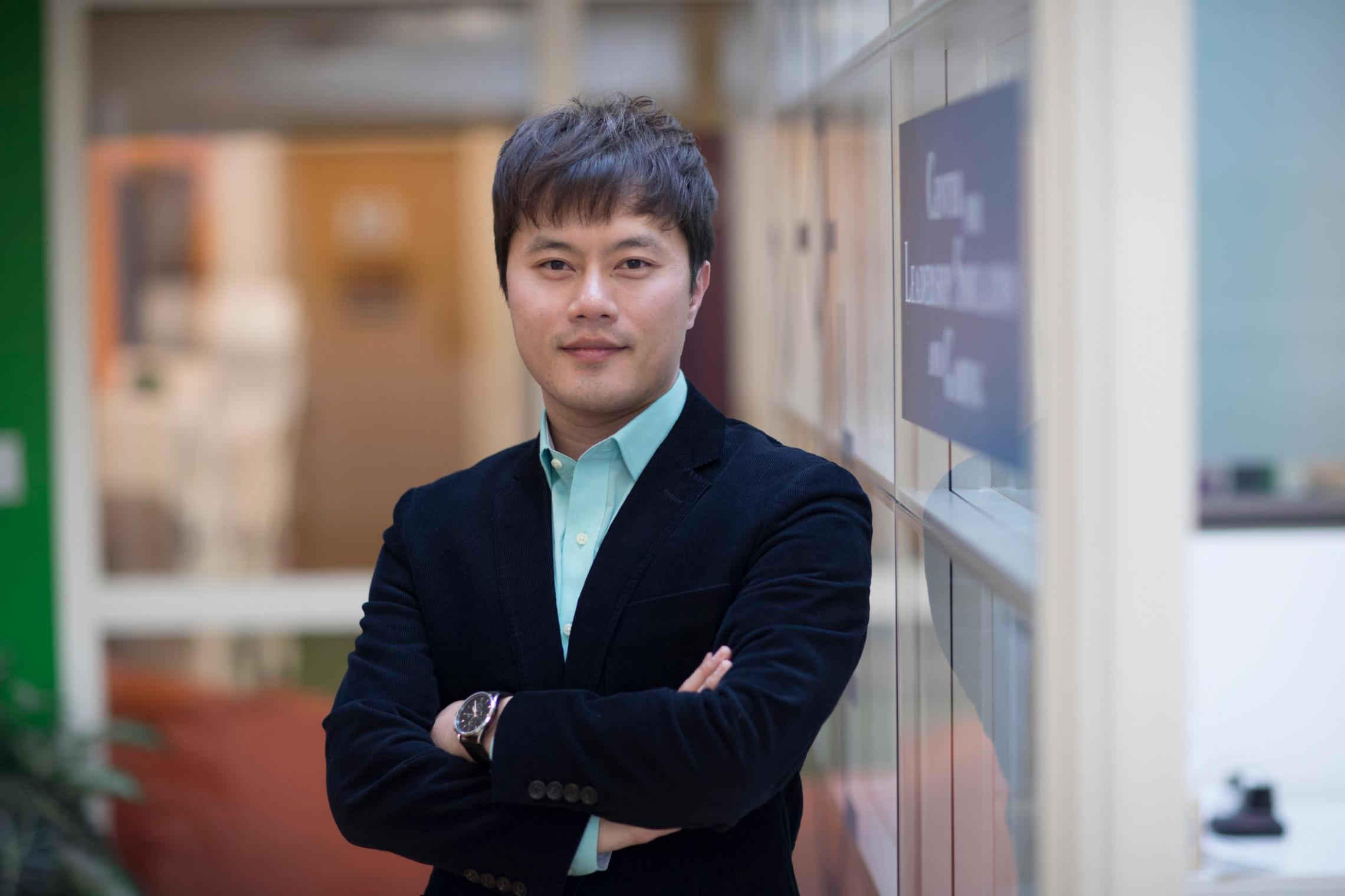 Batten assistant professor of public policy Noah Myung designed a simulation that used real-word data.
