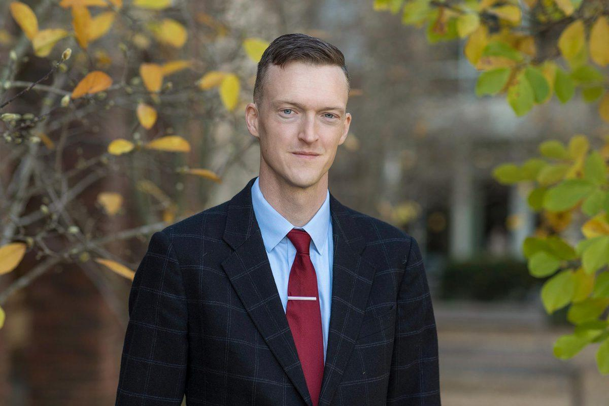 Philip Potter directs the National Security Policy Center, which fosters a dialogue between students and faculty members on Grounds and decision-makers in Washington.