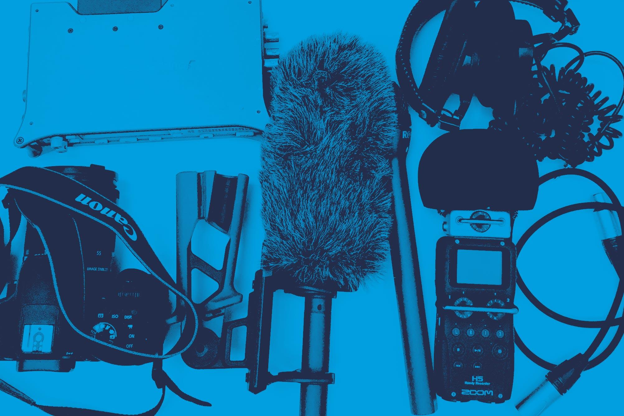 UVA students, faculty and alumni have been busy working on new podcasts about a variety of topics.