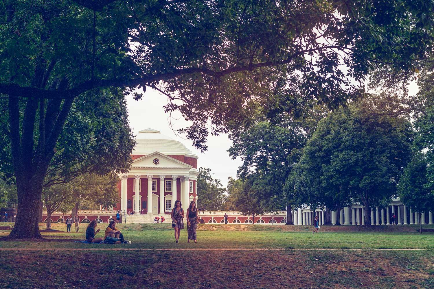 UVA Receives Top Rankings in 2018 Princeton Review