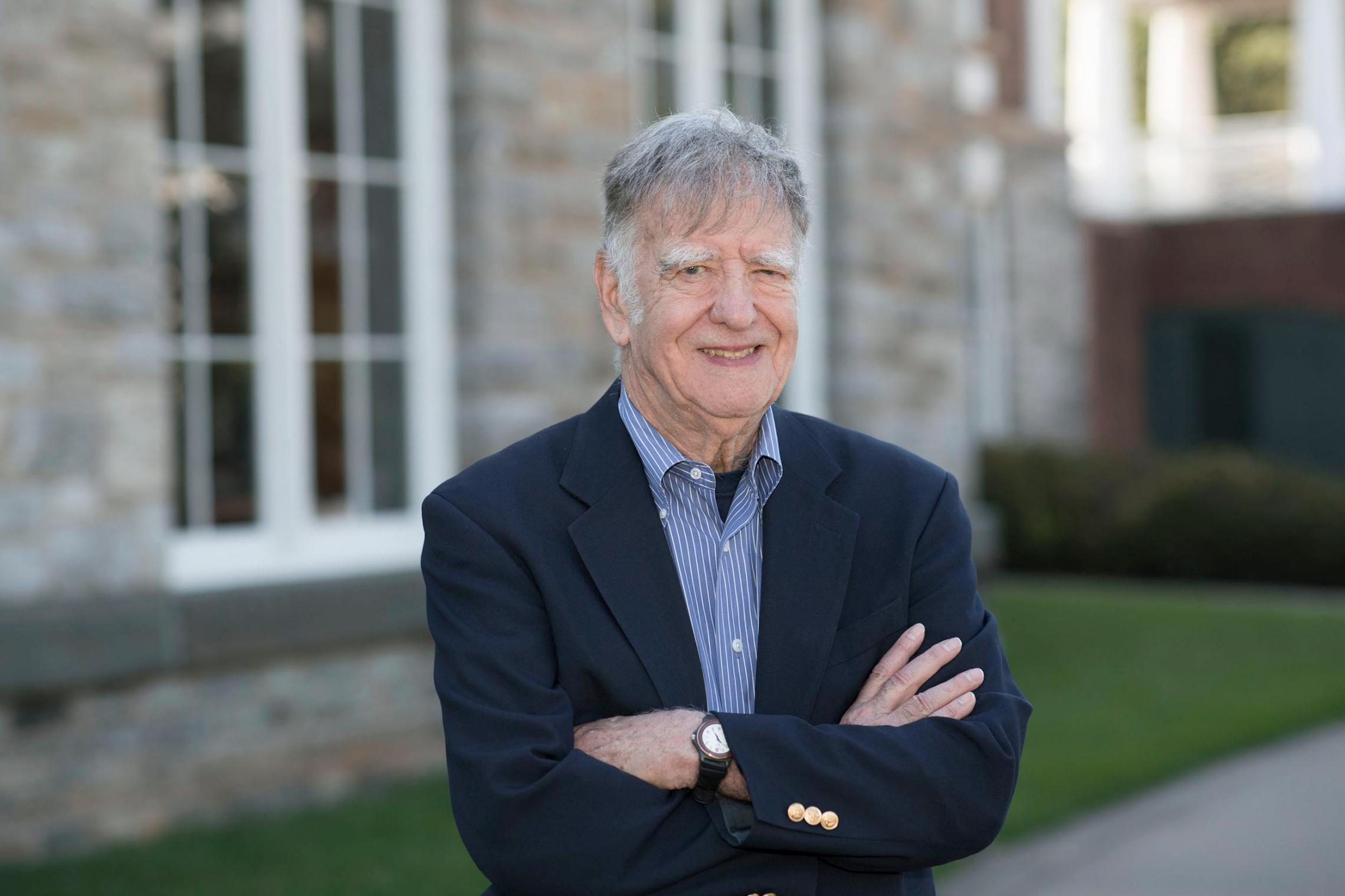 Ray Scheppach navigated through three recessions while with the National Governors Association. Now on the UVA faculty, he has a few tips to share with those who follow in his footsteps.
