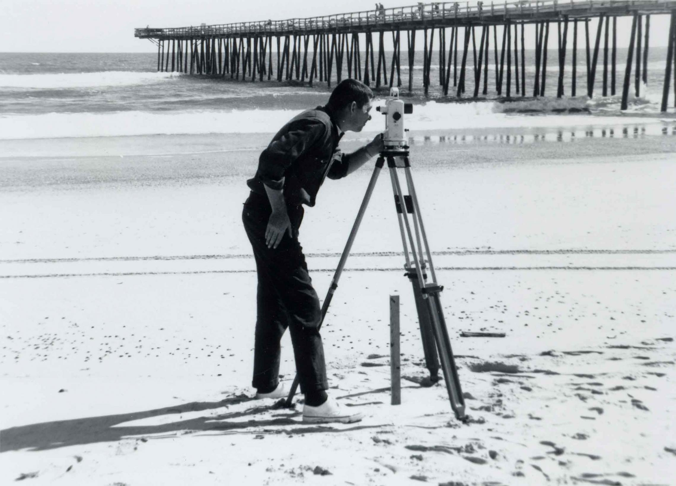Dolan, who died April 24, first began studying the Outer Banks in 1959.