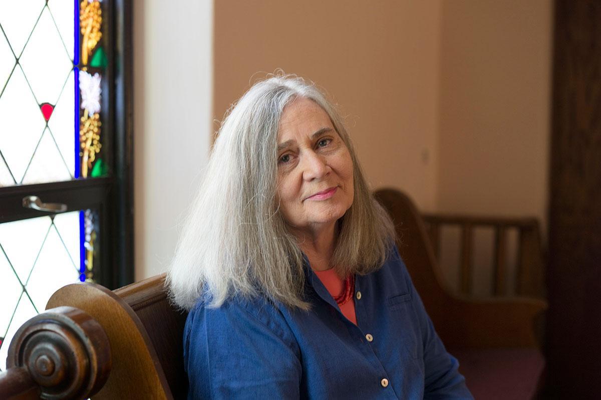 Pulitzer-prize winning author Marilynne Robinson