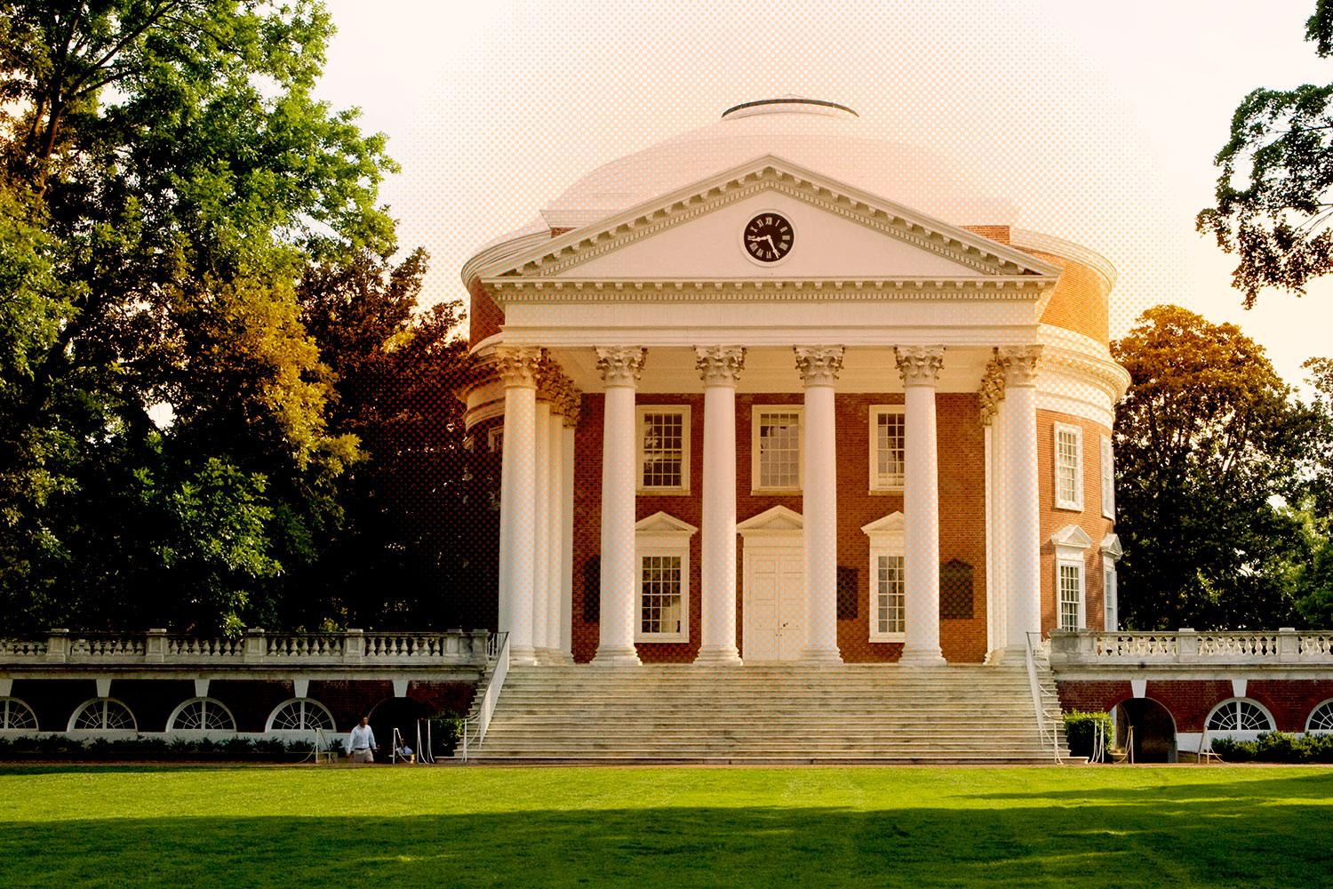 UVA had the lowest yearly cost of attendance of any school ranked in the magazine's top 100.