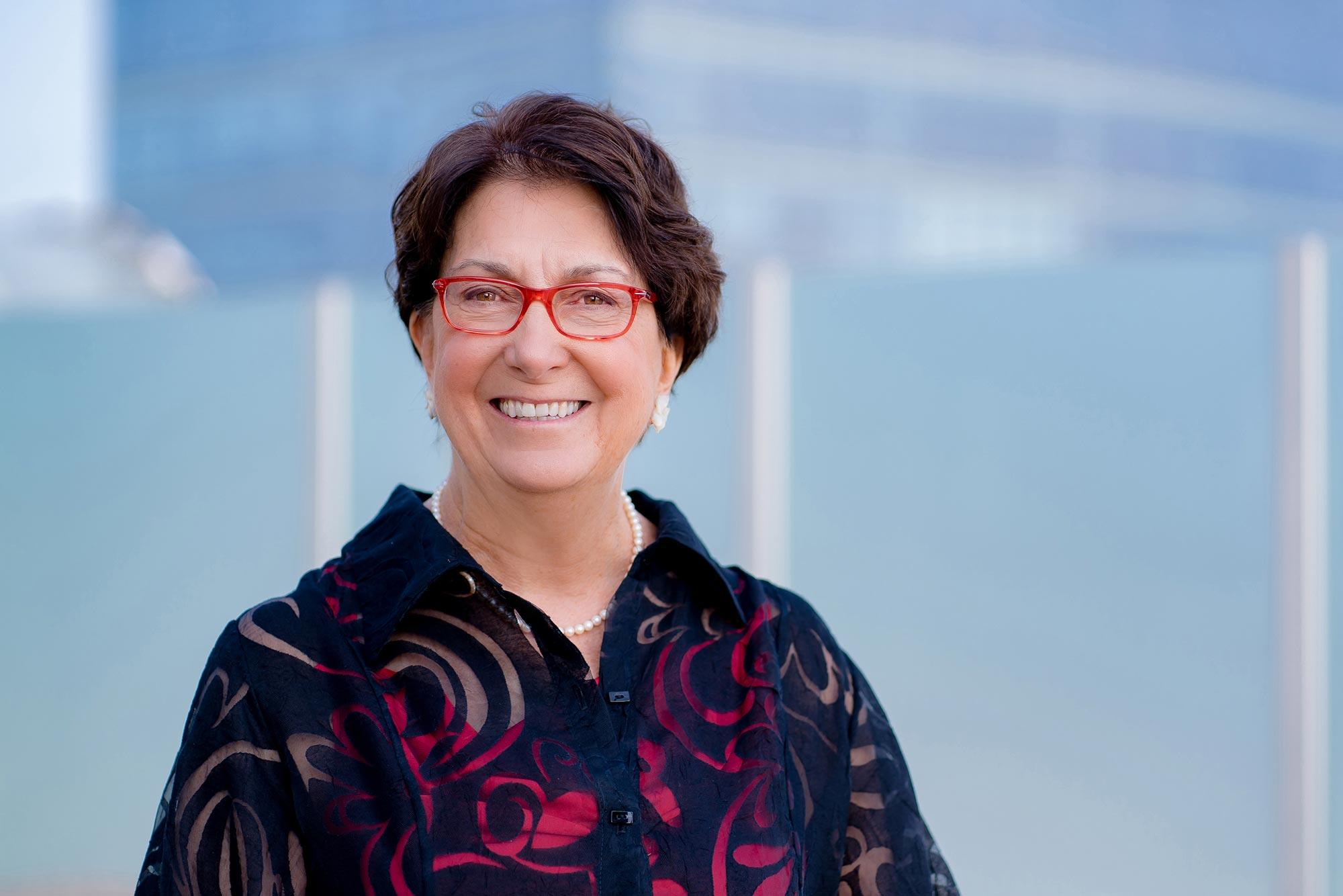 Sallie Ann Keller, director of the Social and Decision Analytics Division at UVA's Biocomplexity Institute