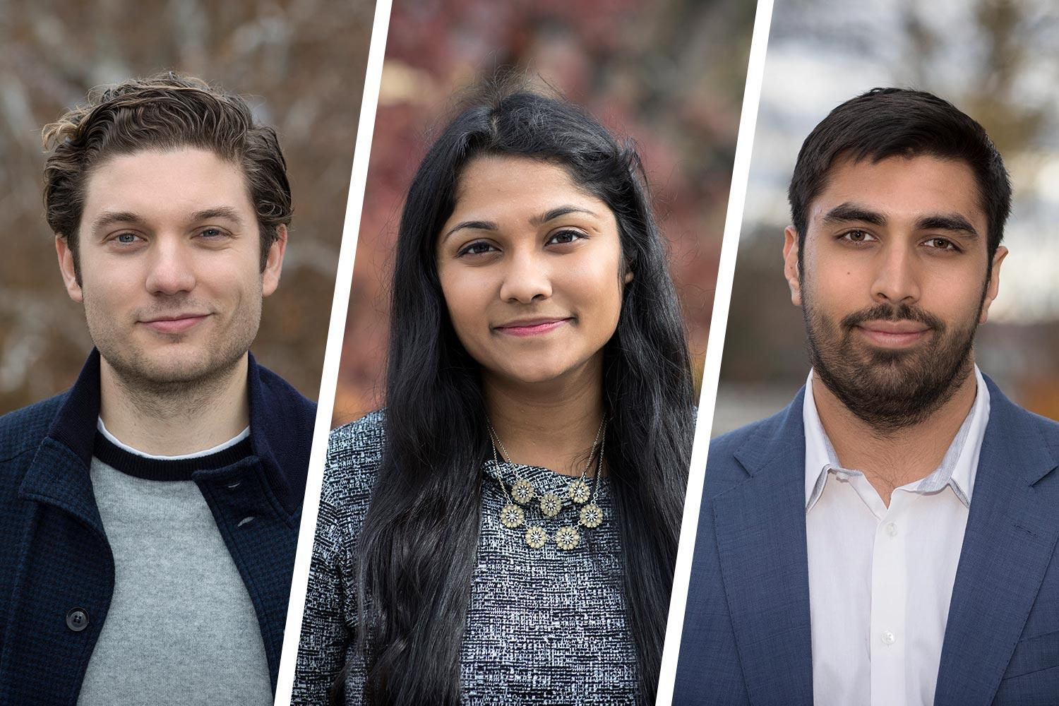 UVA Trio Earn Schwarzman Scholarships, the 'Chinese Rhodes'