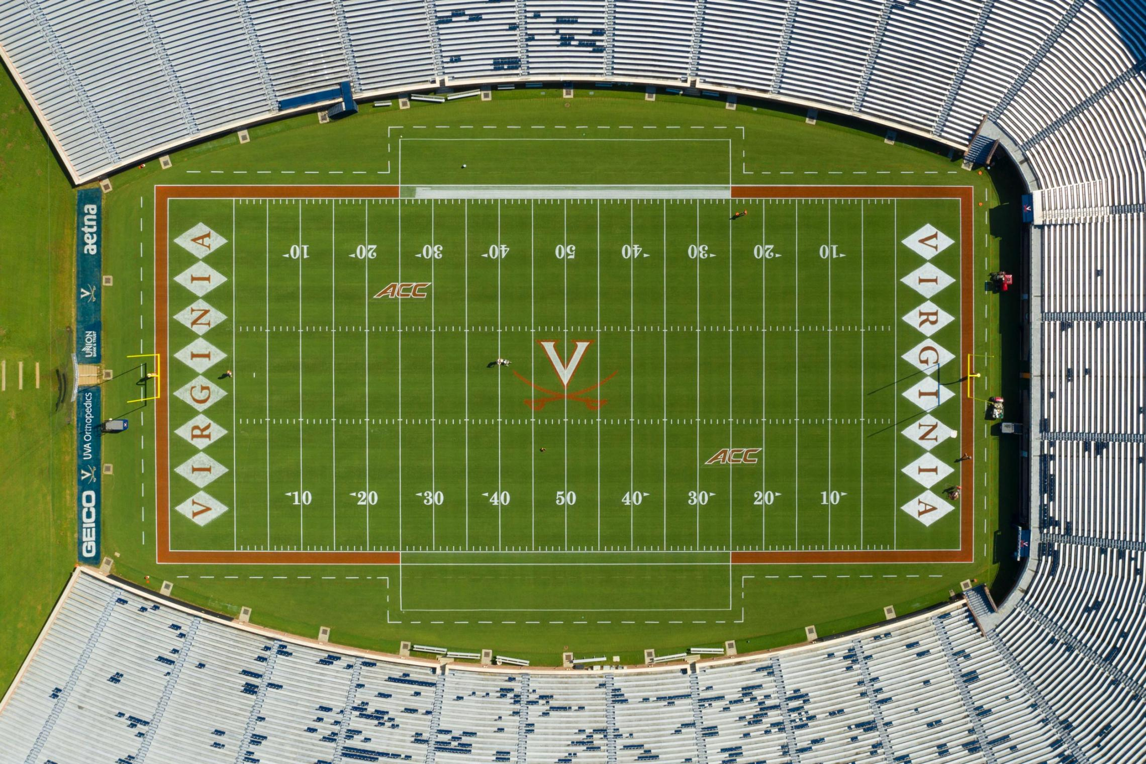 When fans fill in the seats at Scott Stadium beginning Sept. 6, they will find several new changes intended to improve their experience.