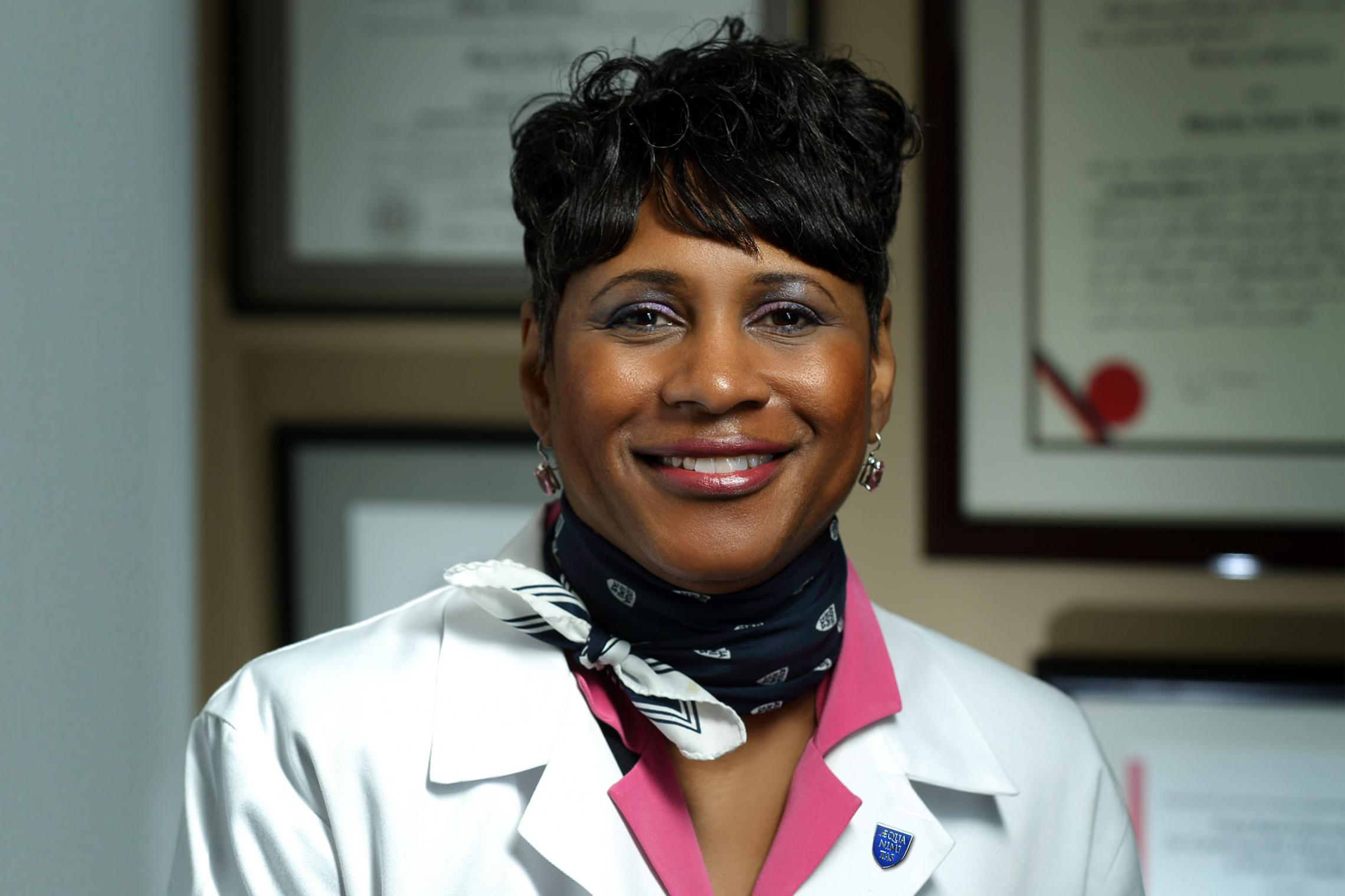 """Dr. Sherita Golden, now a renowned doctor at Johns Hopkins, described her time as a UVA medical student as """"four of the most formative years of my life."""""""