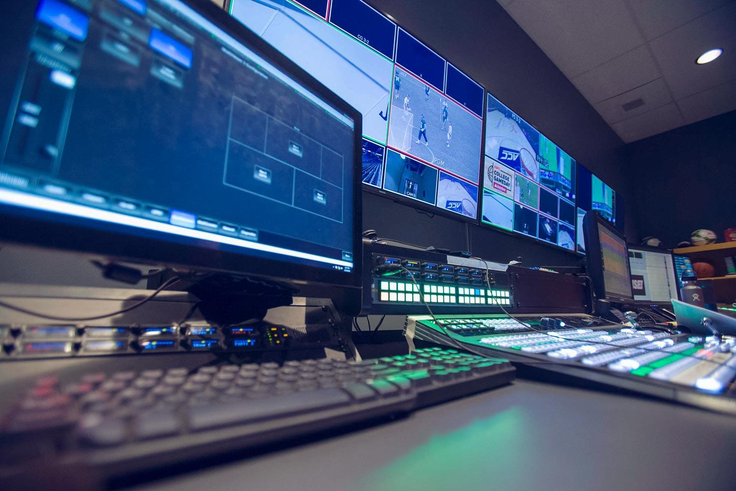 media production course
