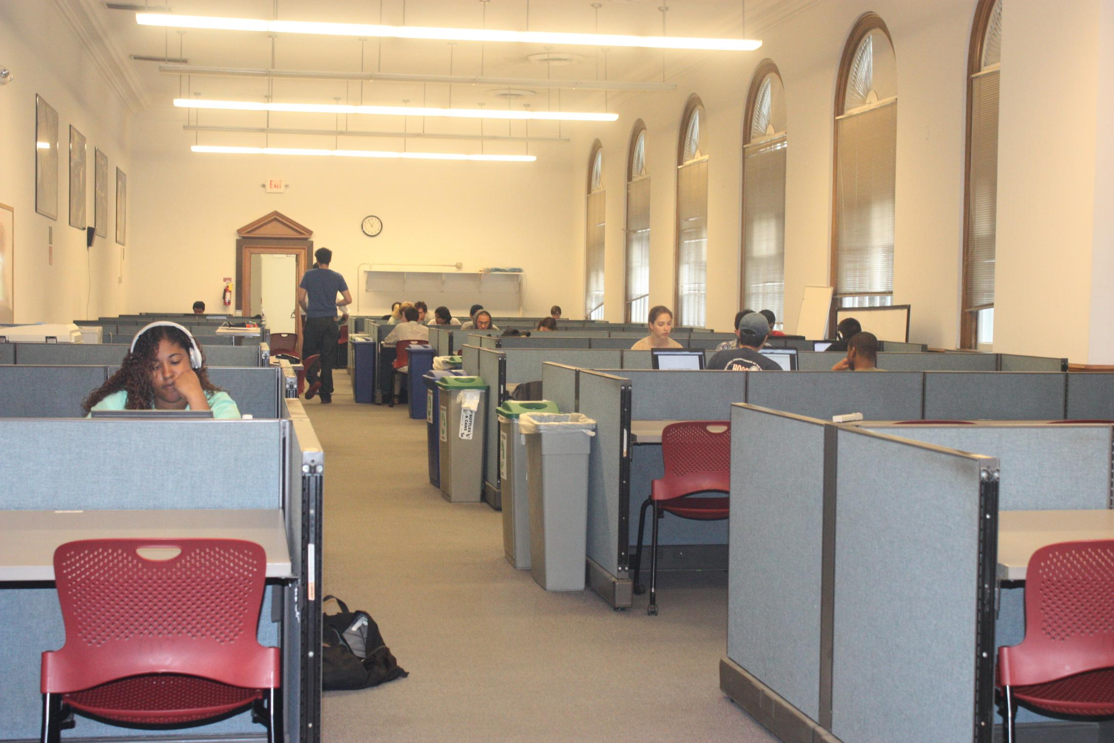 Thornton Stacks A Student Study Space Set For Facelift Thanks To