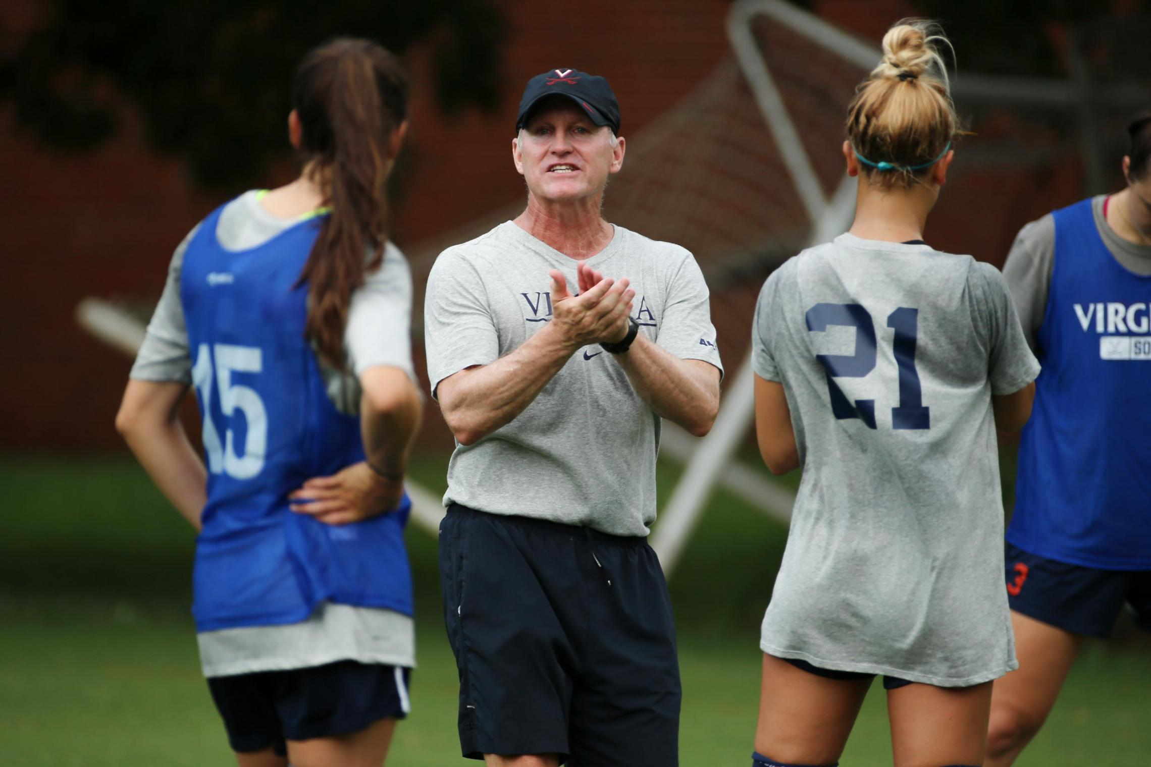 UVA women's soccer coach Steve Swanson is looking forward to another World Cup experience as an assistant for the U.S. team.