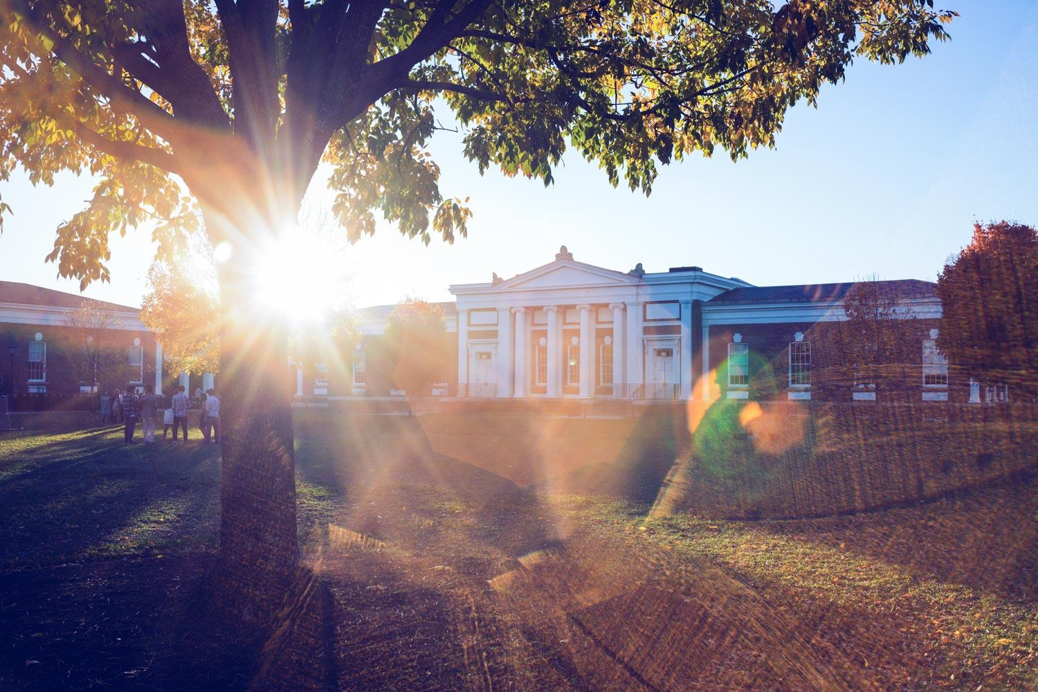 Sustainability Makes Gains in UVA Classrooms