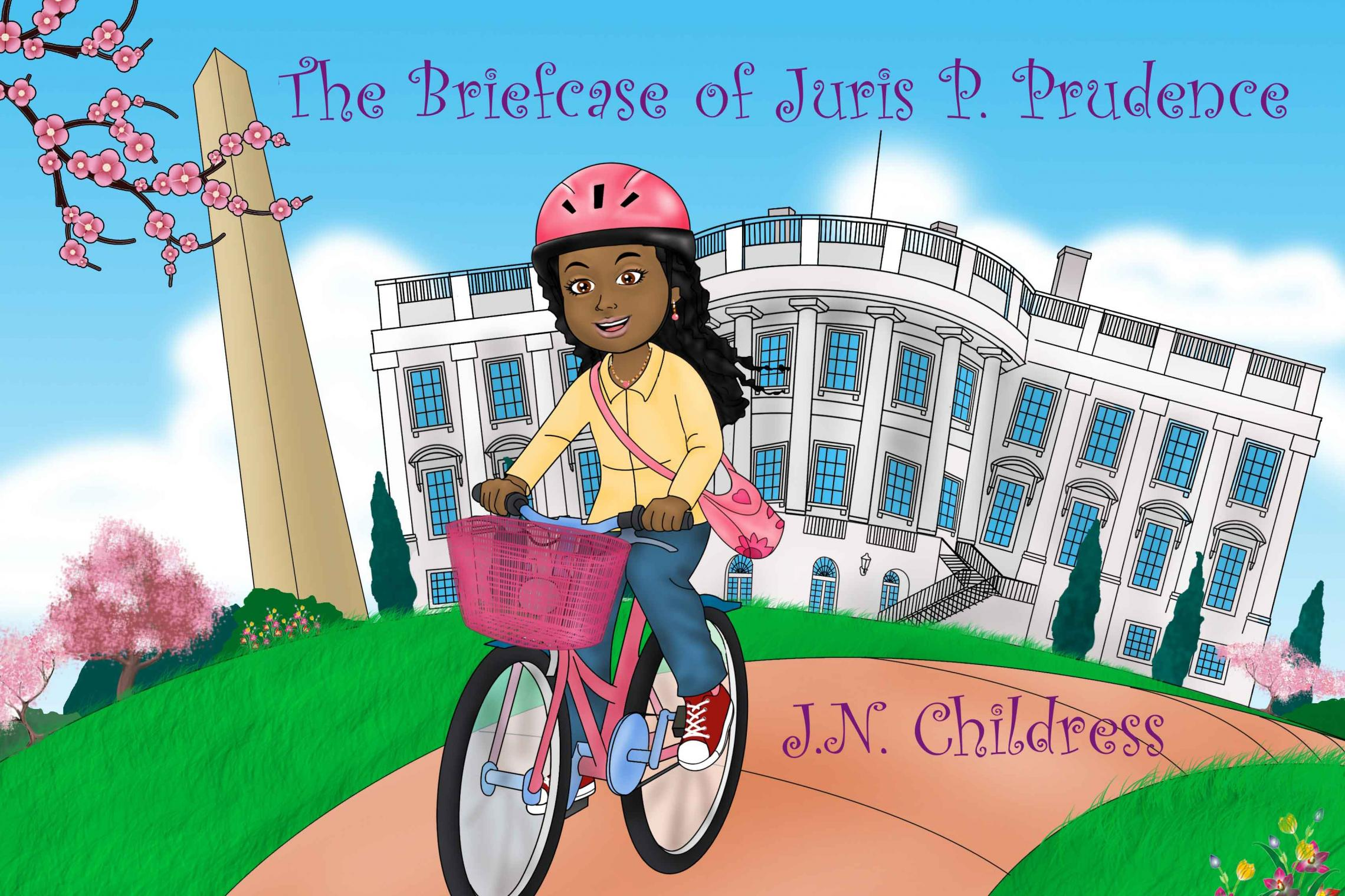 Juris P. Prudence is a fictional 11-year-old attorney who practices law with her friends Izzy, Sophie and Maddie.