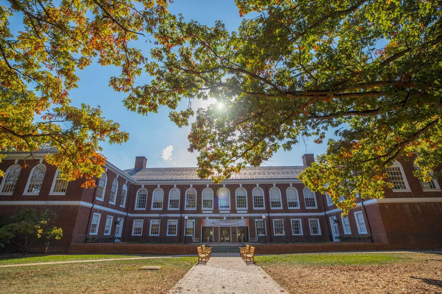 UVA Engineering Launches Department of Engineering Systems and Environment