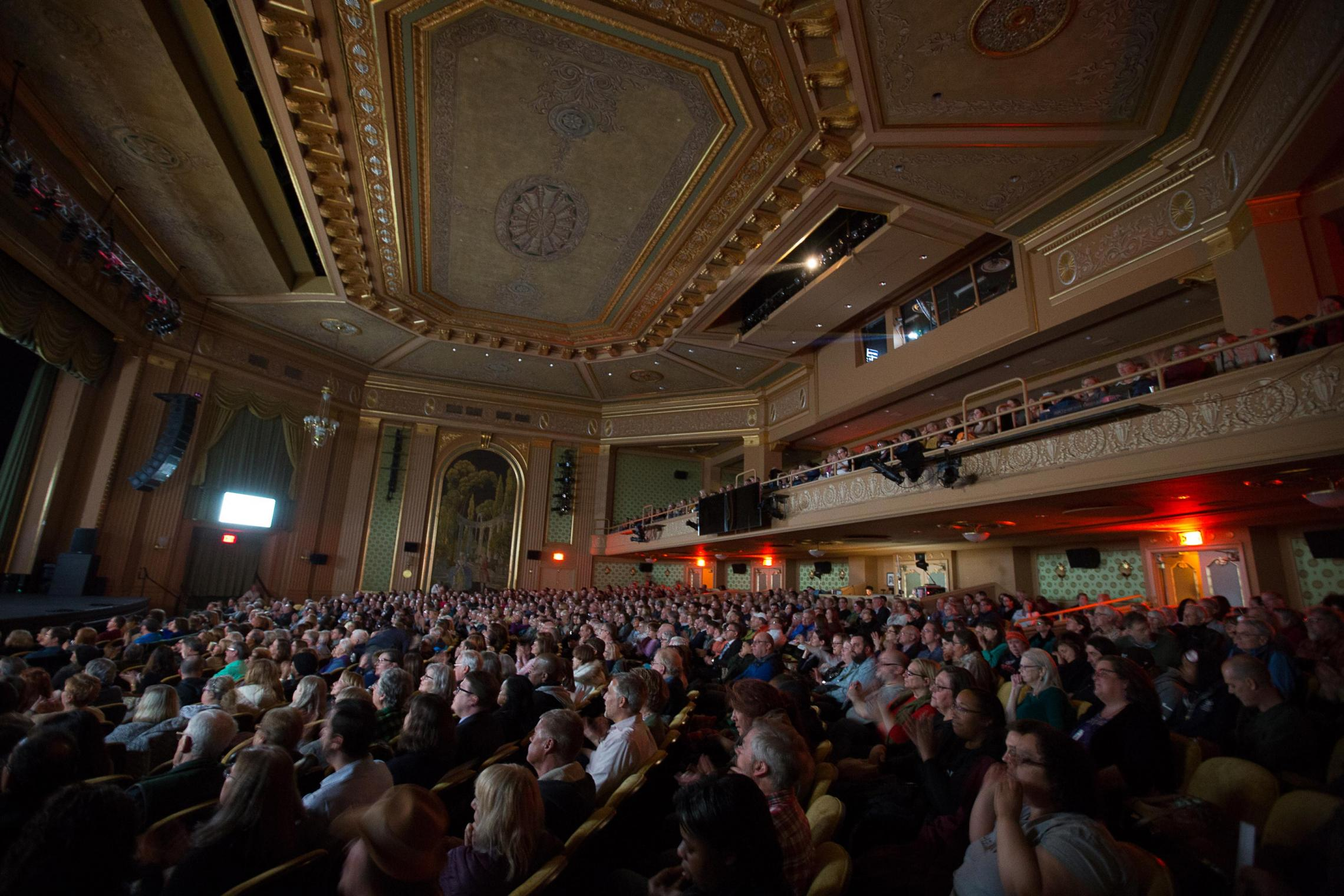 The Virginia Film Festival annually draws crowds of filmmakers and film lovers to Charlottesville for a robust program of screenings, discussions and events. (Photo by Eze Amos)