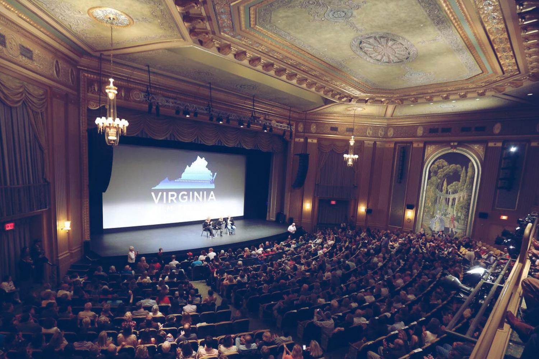 Last year's Virginia Film Festival drew record crowds to Charlottesville. (Photo by Amanda Maglione)