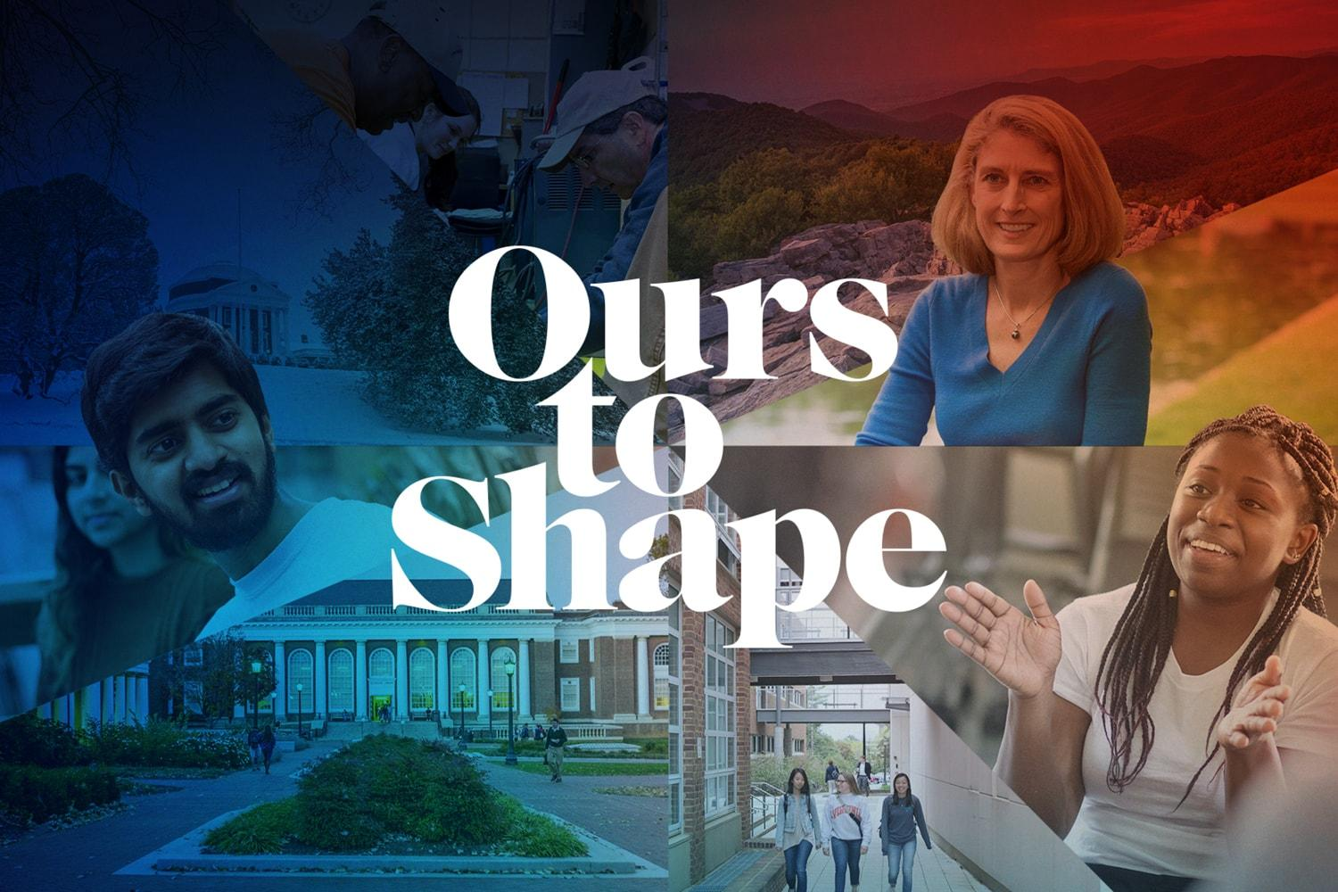 Ours to Shape