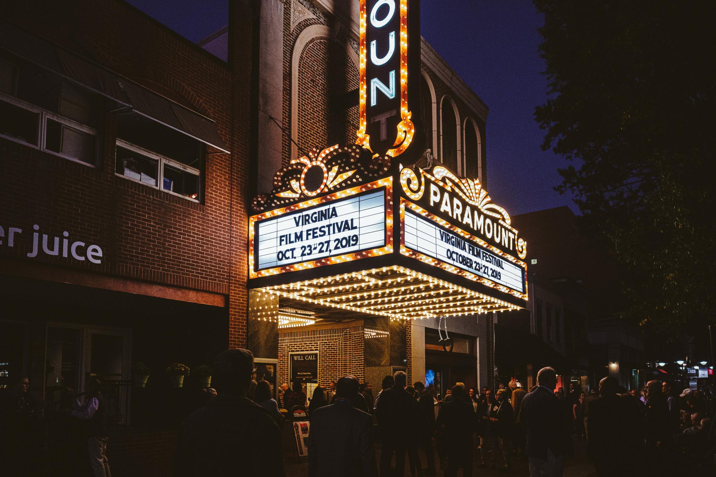 The Virginia Film Festival began Wednesday and will run through Sunday. (Photo by Eze Amos)