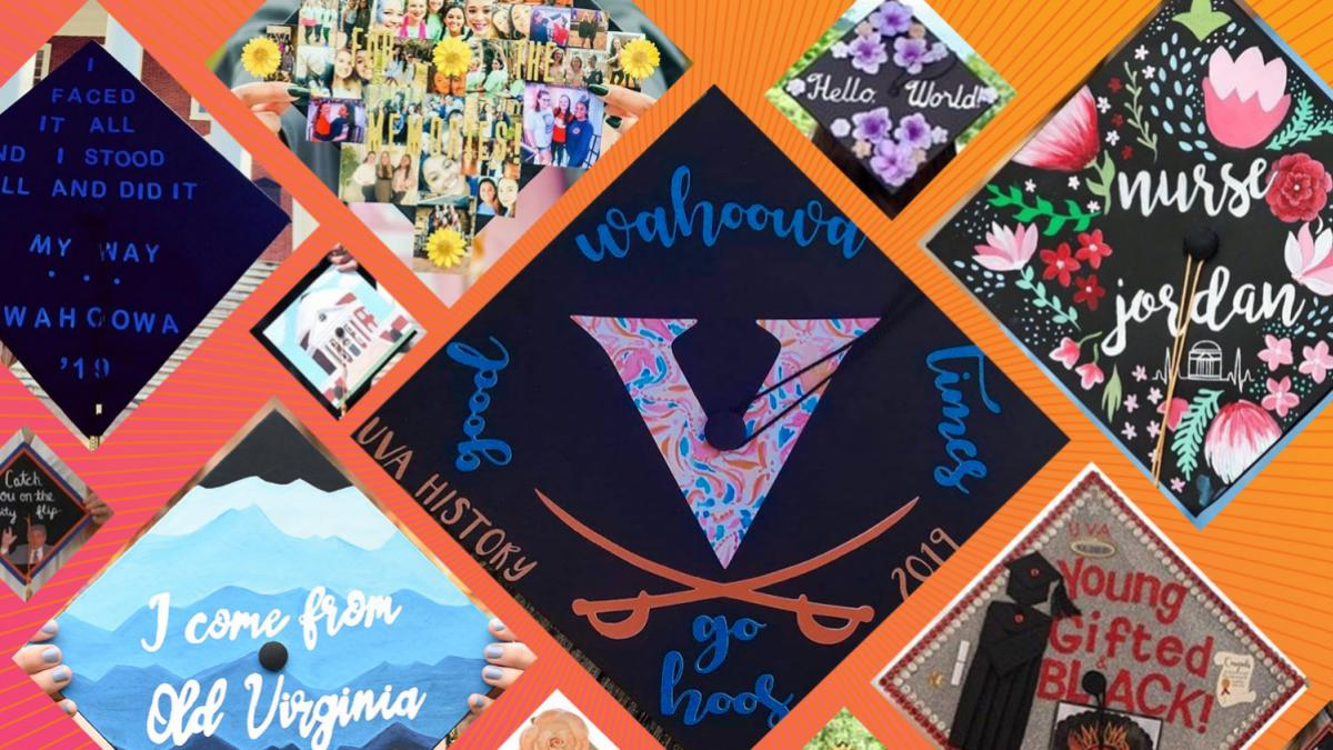 Capping It Off: See the Class of 2019's Creative Mortarboard Designs