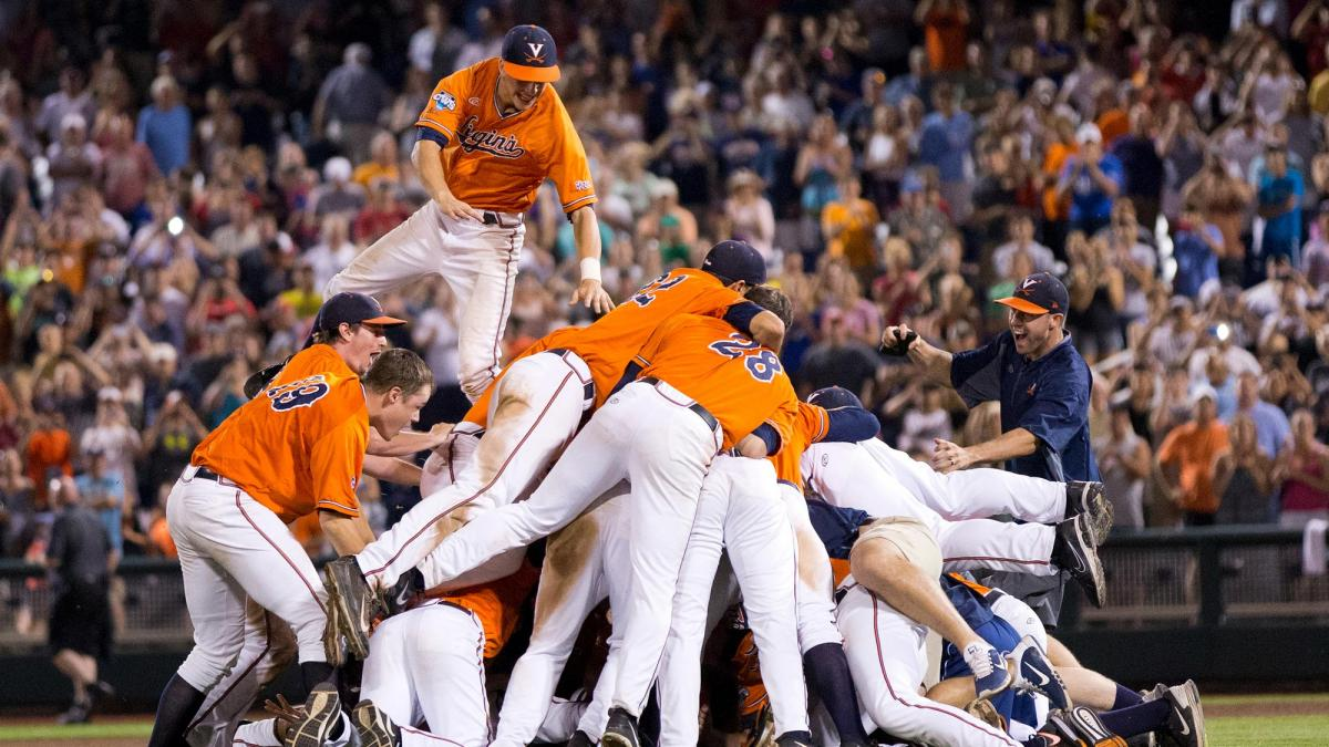 """""""1186 to Omaha,"""" which premieres this month, celebrates the Cavalier baseball team's unlikely journey to the 2015 College World Series championship."""