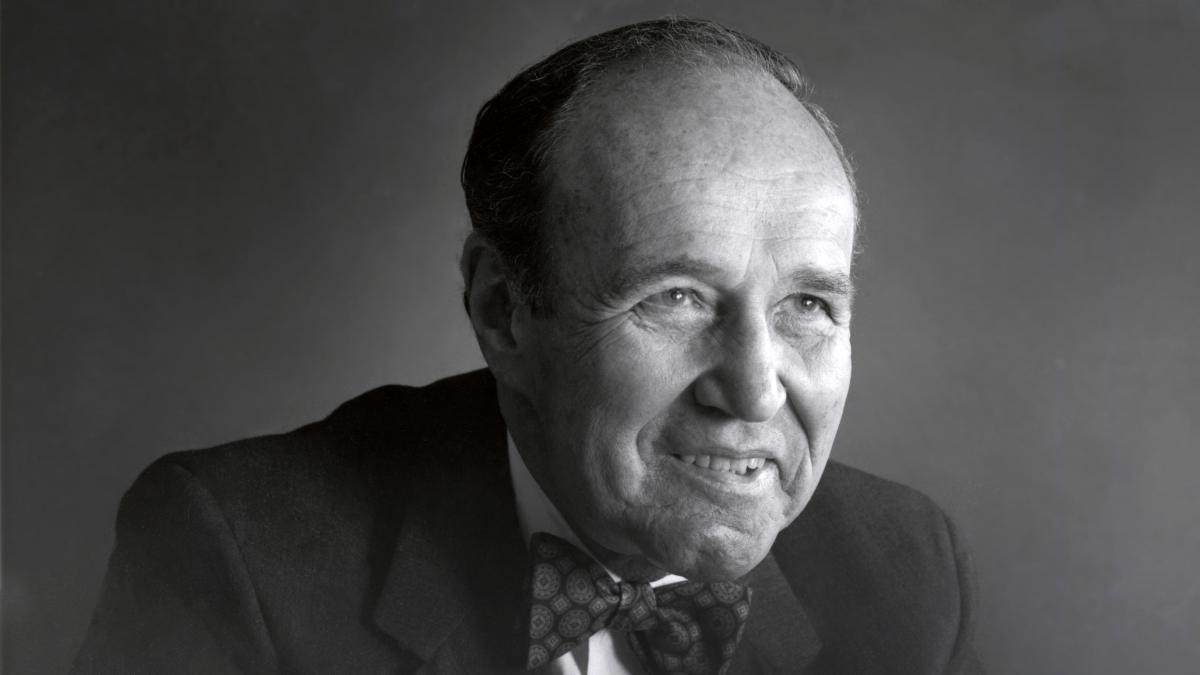 Mortimer Caplin, who earned undergraduate and law degrees at UVA and went on to a remarkable career in public service, including three decades as a law professor, was a generous and longstanding supporter of the University.