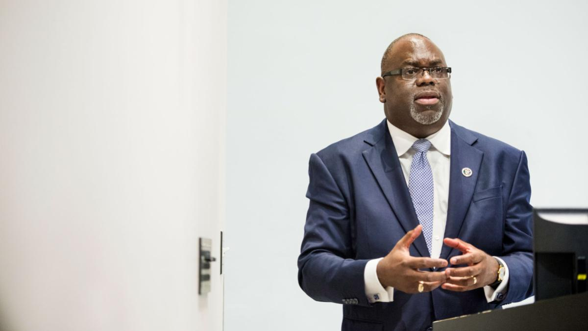 U.S. District Court Judge Carlton Reeves was nominated to the post in 2010 by President Obama, the second African-American appointed to a federal judgeship in Mississippi.