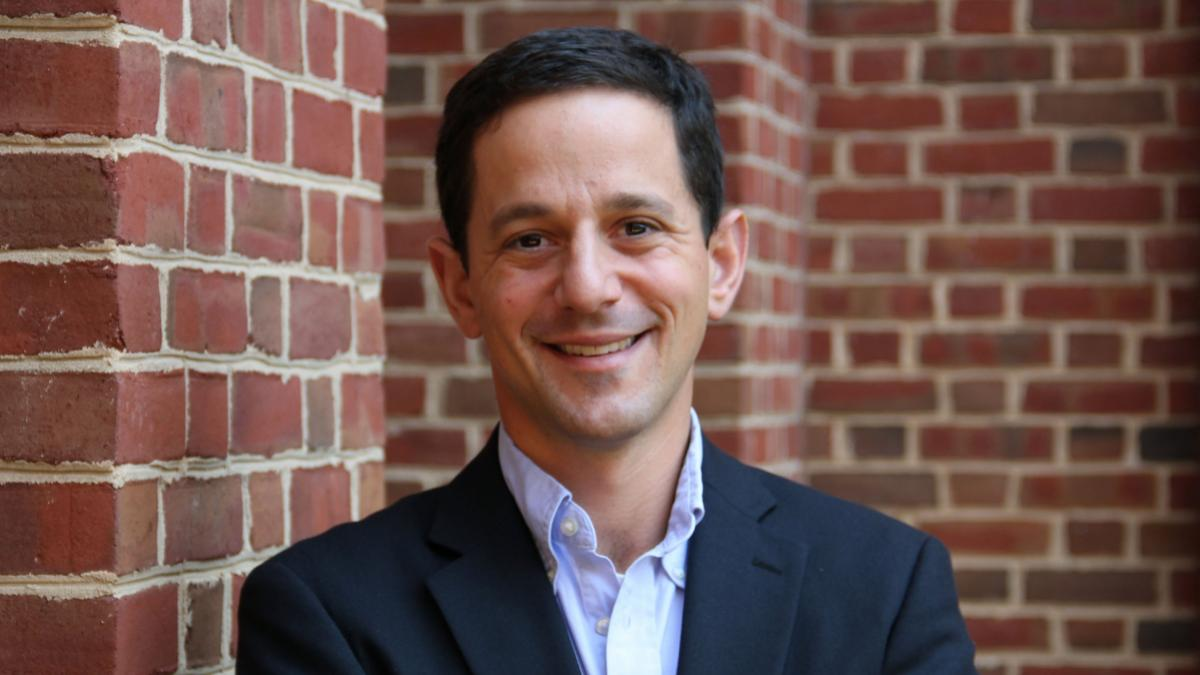 Ben Castleman, assistant professor of education and public policy at the Curry School of Education, is leading UVA's new Nudge4 Solutions Lab.