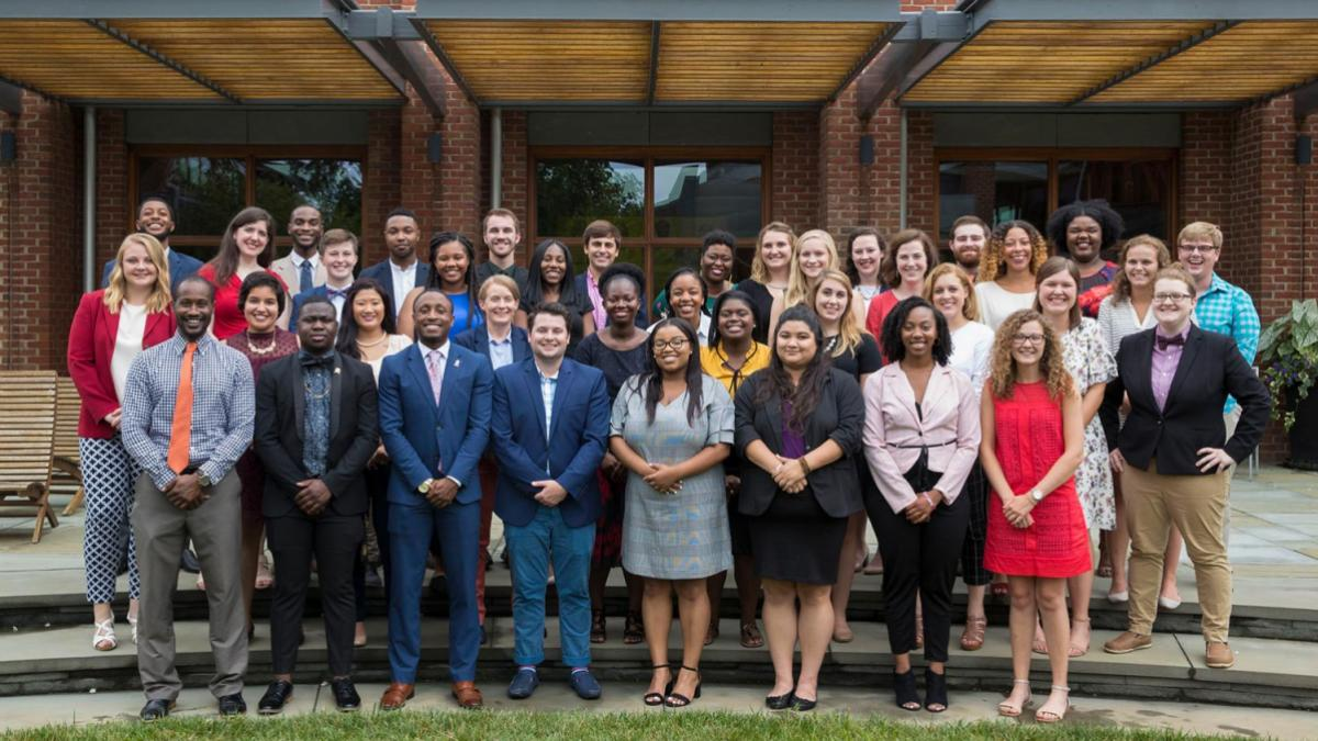 This year's Virginia College Advising Corps will fan out across Virginia to help students from 40 high schools find their way to higher education.