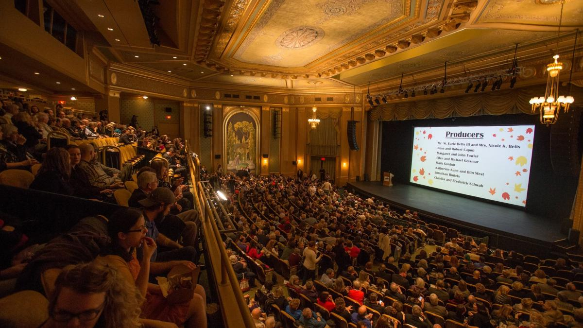 The Virginia Film Festival again takes the stage this weekend at the Paramount and many other area theaters.