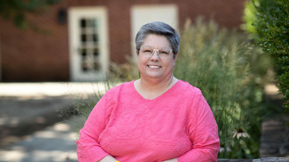UVA alumna Gail Hyder Wiley is the editor of the Miller Center's Presidential Oral History Program and a leader in the Charlottesville community.