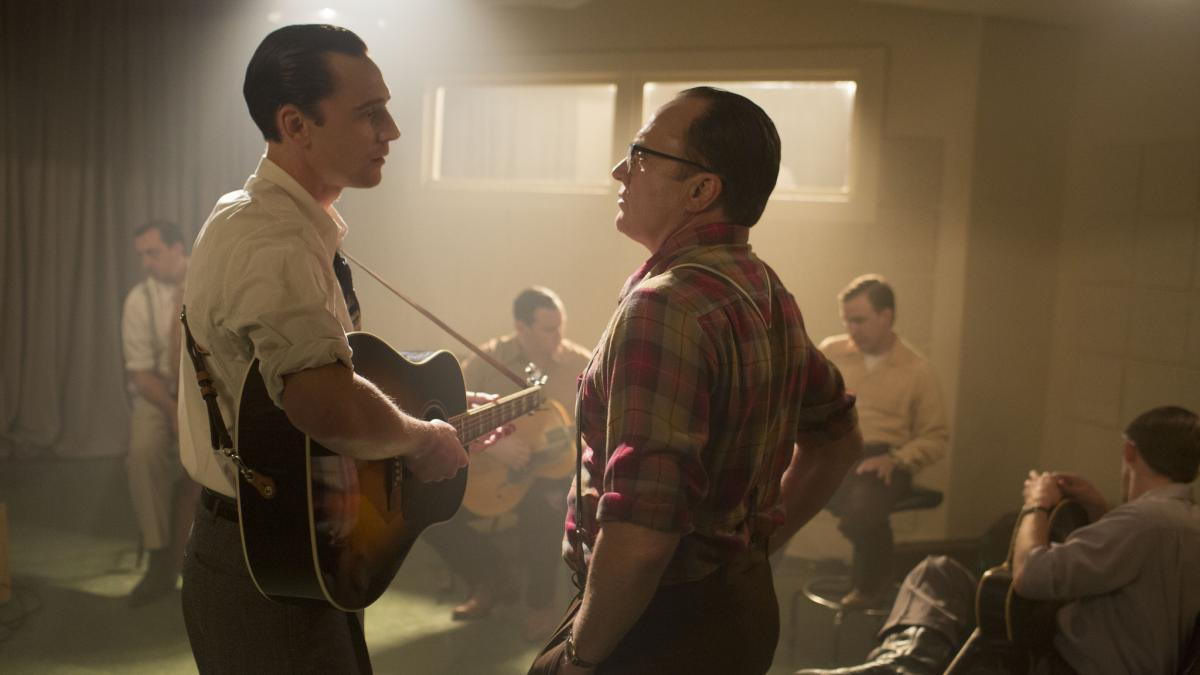 """I Saw the Light"" a biopic of Hank Williams directed by UVA alumnus Marc Abraham, opens the Virginia Film Festival tonight."