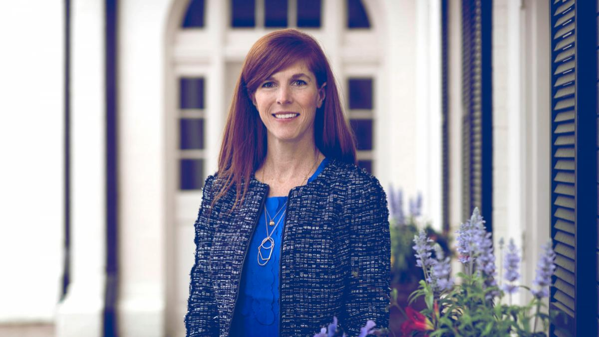 Jenifer Andrasko, a former U.S. Navy pilot, mission commander and NATO officer, will be the University of Virginia Alumni Association's next president and CEO.