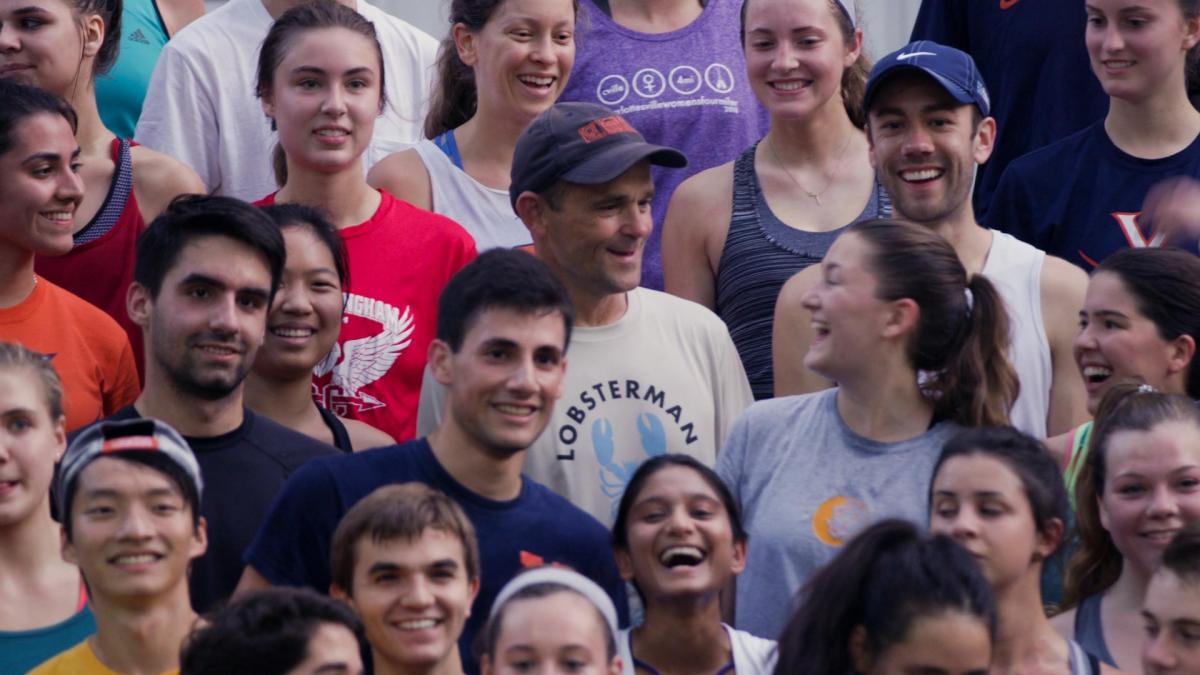 Video: A Student Tweeted at President Ryan, and He Took 125 People for a Run