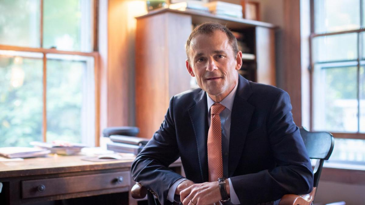 Momentum is building toward the arrival of UVA President-elect James Ryan, who will officially take office Aug. 1.
