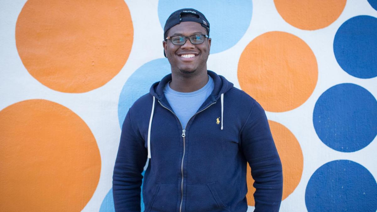Student Spotlight: Questbridge Scholar is Giving as Good as He Got