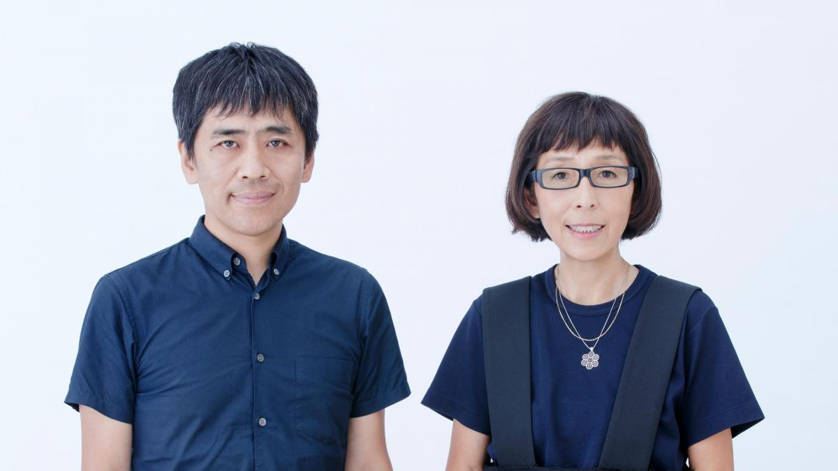 Ryue Nishizawa, left, and Kazuyo Sejima co-founded their Tokyo-based firm, SANAA, in 1995. (Photo by Takashi Okamoto)
