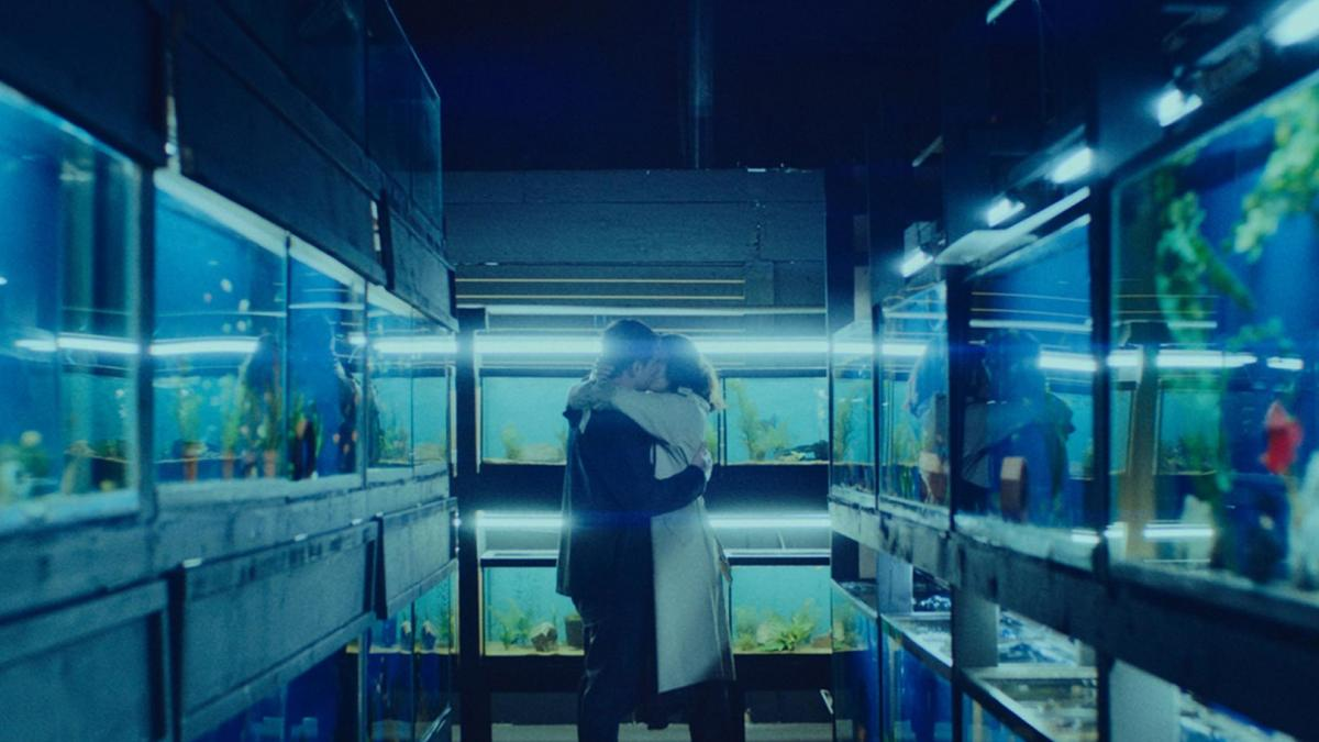 "The upcoming film ""Little Fish,"" based on a story by Aja Gabel, considers: without shared memories, what is the nature of love? (Courtesy of IFC Films. An IFC Films release.)"