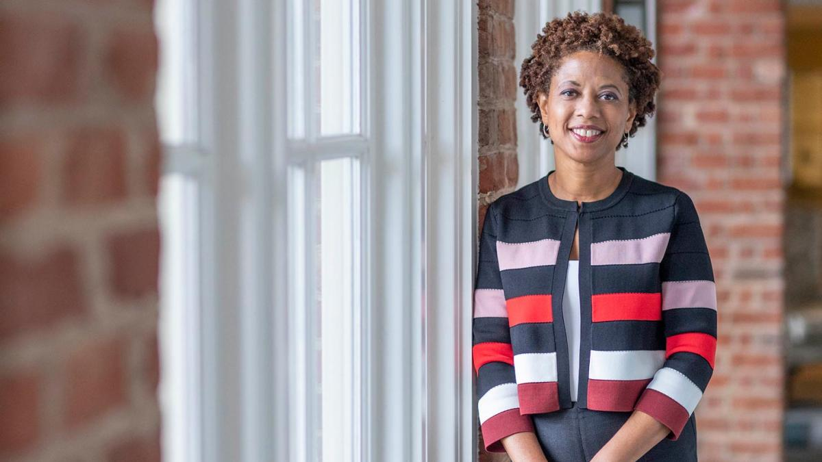 Melody Barnes, formerly the director of President Obama's White House Domestic Policy Council, has turned her attention to the study of democracy itself at UVA and Monticello.