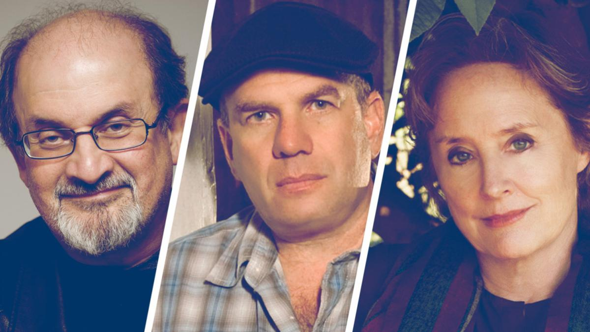 Author Salman Rushdie, Emmy-winning writer and producer David Simon, and celebrated chef Alice Waters headline the humanities celebration being held at UVA in September.