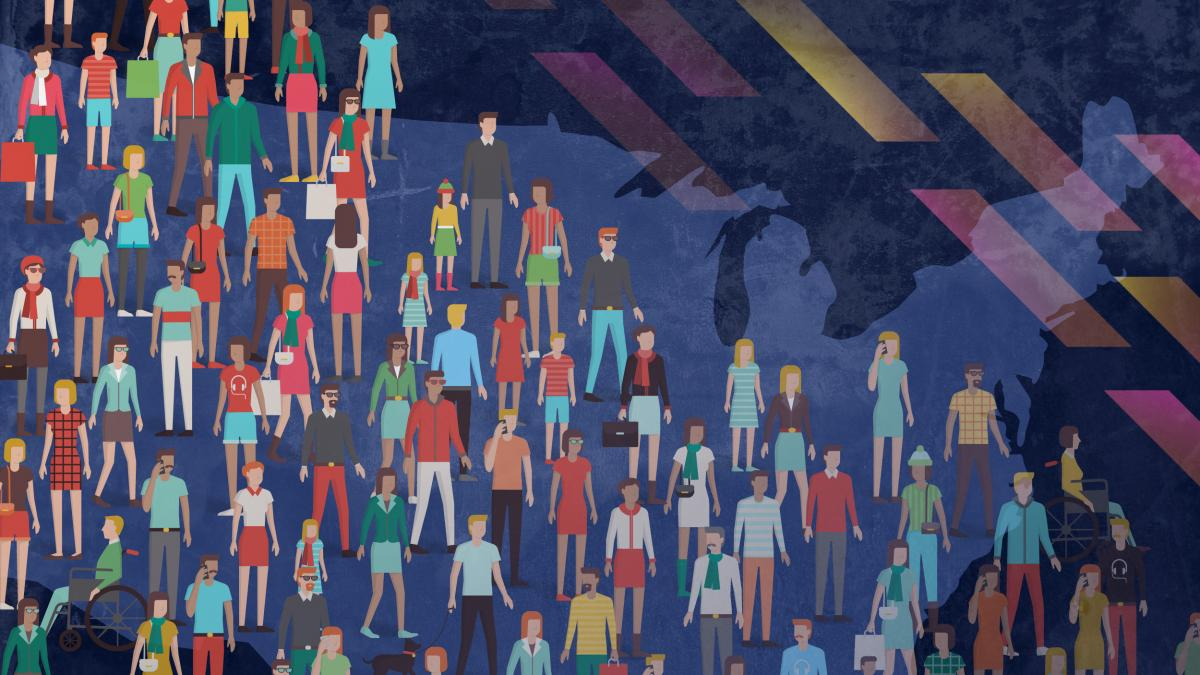 5 Things to Know About the Future U.S. Demographics