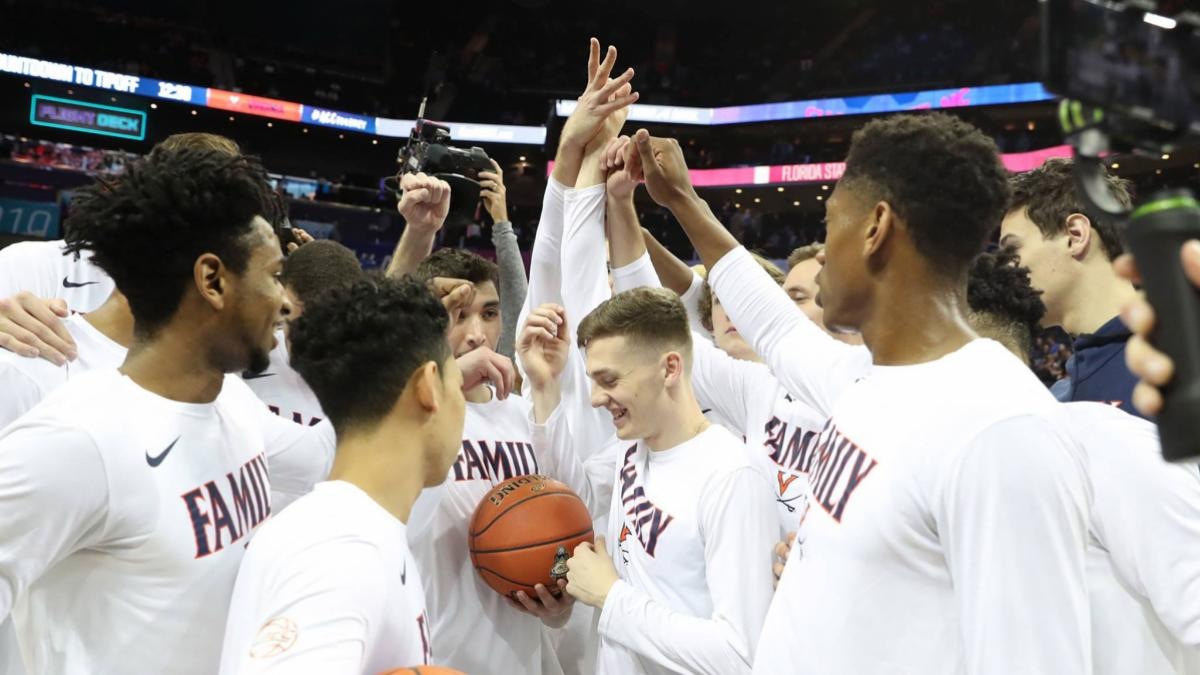 UVA student-athletes say their professors have, in many cases, been mentors and friends off the court.