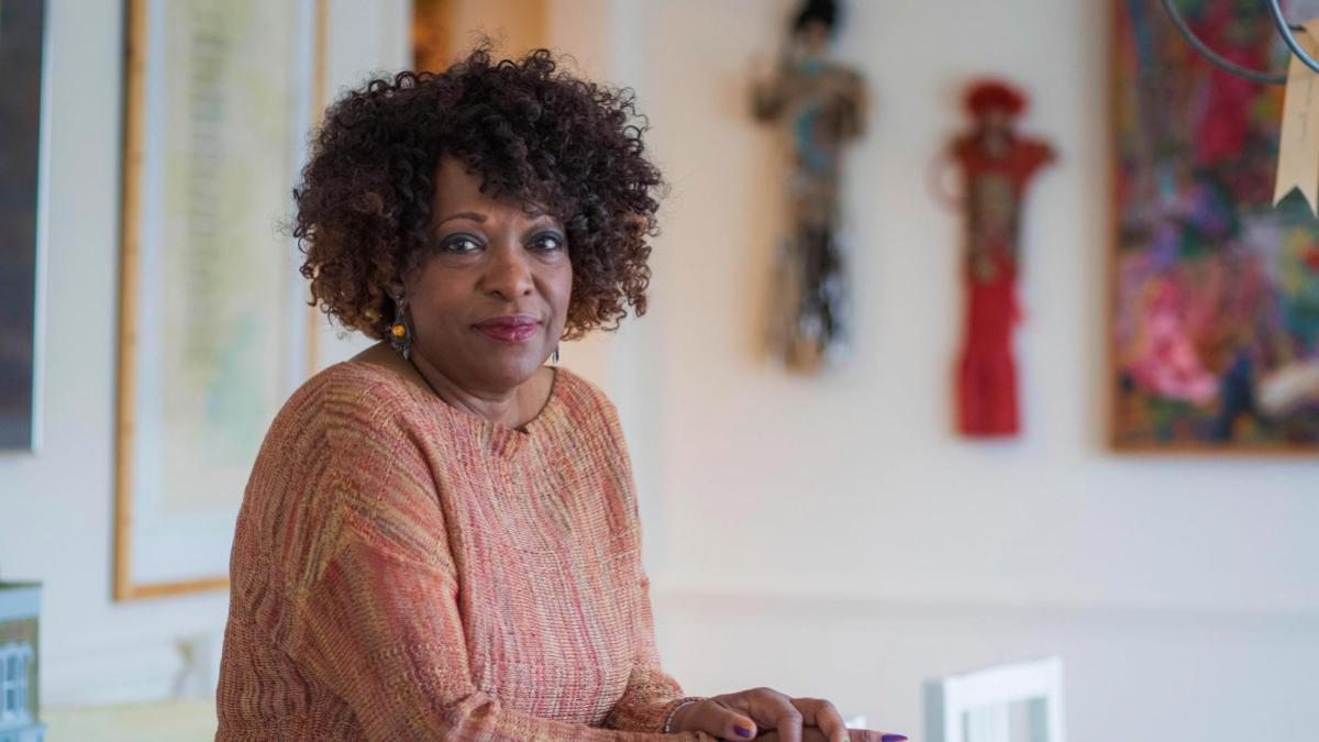 Rita Dove, Commonwealth Professor of English and former U.S. Poet Laureate, joined UVA's Creative Writing program in 1989 and has won several lifetime achievement awards.
