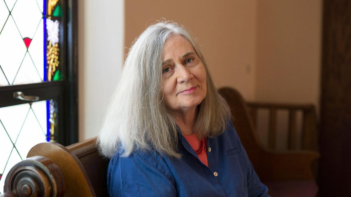 Pulitzer-prize winning author Marilynne Robinson