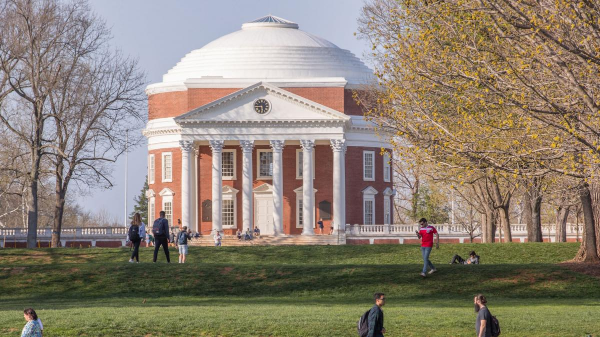 Rotary Backs Two UVA Grads Pursuing Higher Degrees in the United Kingdom