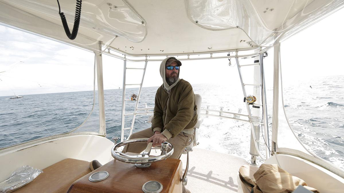 "Britton ""Shack"" Shackelford said he was not originally interested in participating in ""Wicked Tuna,"" but later saw it as a chance to portray his profession in a positive light."