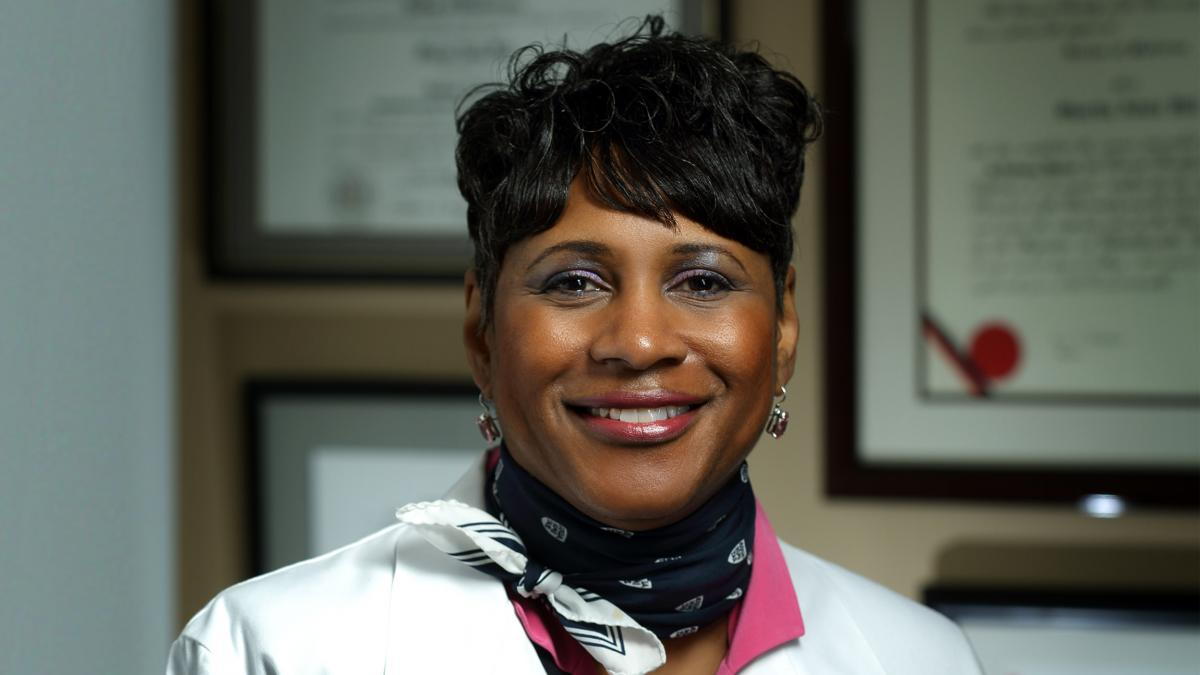 "Dr. Sherita Golden, now a renowned doctor at Johns Hopkins, described her time as a UVA medical student as ""four of the most formative years of my life."""